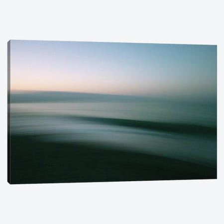 Calm Sea Canvas Print #LEW69} by Lena Weisbek Canvas Print