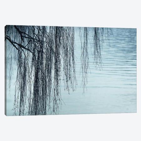 Zen by The Lake Canvas Print #LEW76} by Lena Weisbek Canvas Print