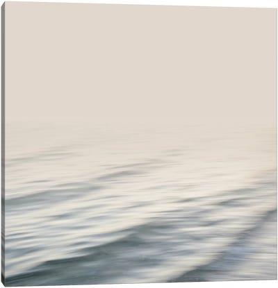 Silent Waterscape Canvas Art Print