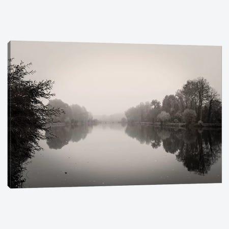 Quiet River Canvas Print #LEW85} by Lena Weisbek Canvas Artwork