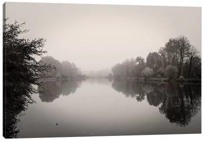 Quiet River Canvas Art Print