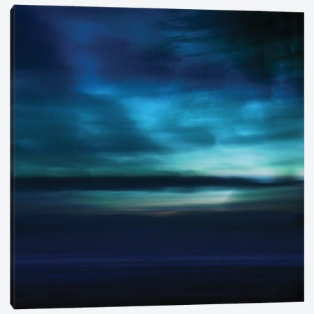 Dreamscape Blue Canvas Print #LEW8} by Lena Weisbek Canvas Wall Art