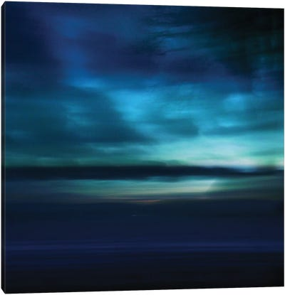 Dreamscape Blue Canvas Art Print