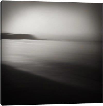 Dawn At The Coast Canvas Art Print