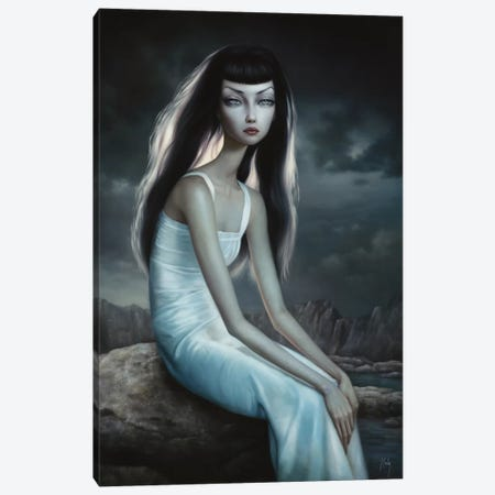 Drained Canvas Print #LEY6} by Lori Earley Art Print