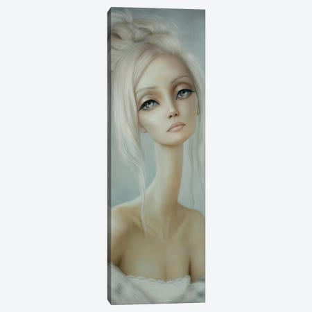 Leila Canvas Print #LEY7} by Lori Earley Art Print