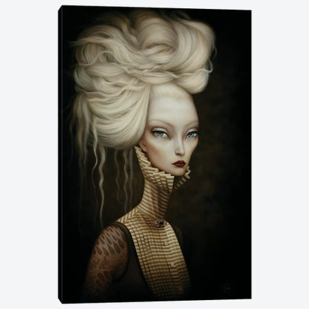 MS. V Canvas Print #LEY8} by Lori Earley Canvas Wall Art