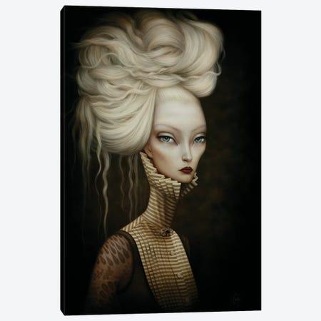 MS. V Canvas Print #LEY8} by Lori Earley Canvas Wall Art