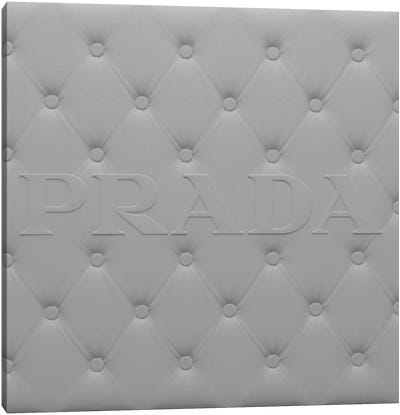 Prada Panel Canvas Print #LFA10