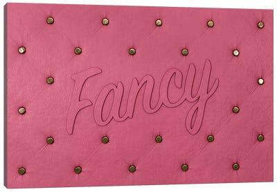 Fancy Pink Canvas Art Print