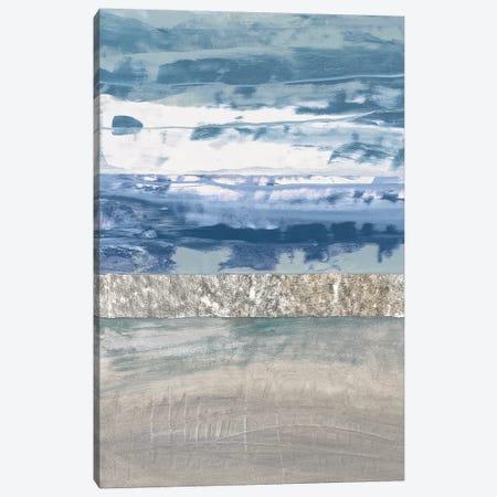 Coastal Hues II Canvas Print #LFI9} by Laurie Fields Canvas Art