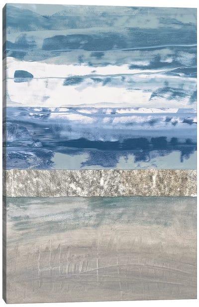 Coastal Hues II Canvas Art Print