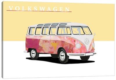 Hippie Party Canvas Print #LFL5