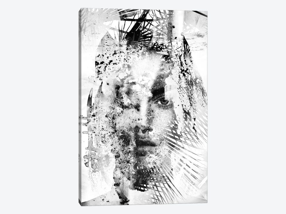 Epoch In Black & White 1-piece Art Print
