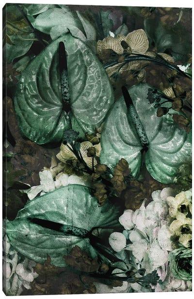Fleur Trois Canvas Art Print