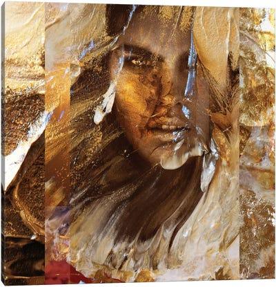 Aureate Canvas Art Print