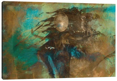 Cocoon Canvas Art Print