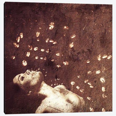 Exhale Canvas Print #LFR27} by Linnea Frank Canvas Print