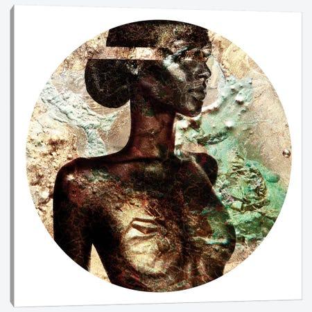 Gemini I Canvas Print #LFR33} by Linnea Frank Canvas Art Print