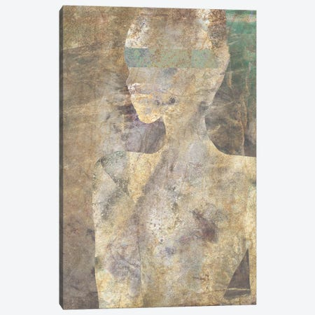 Guardian II Canvas Print #LFR37} by Linnea Frank Canvas Artwork