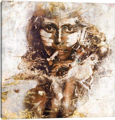 Akuni Canvas Art Print