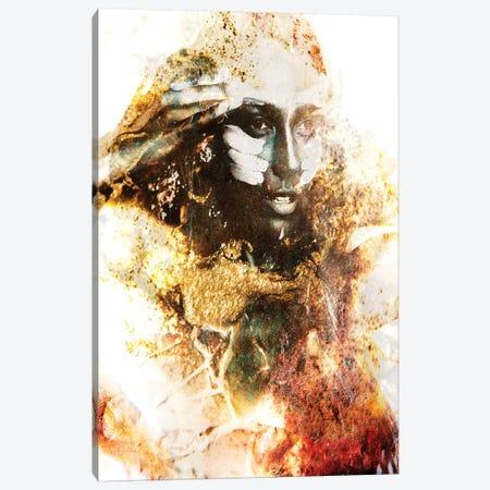 Kuni Canvas Print #LFR45} by Linnea Frank Canvas Print