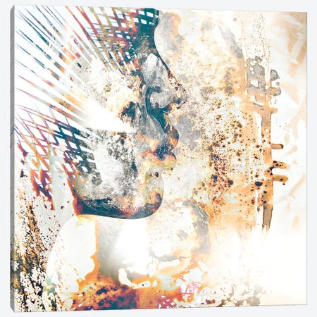 Mellifluous Canvas Print #LFR54} by Linnea Frank Canvas Artwork