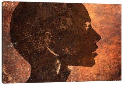 Antique Canvas Art Print