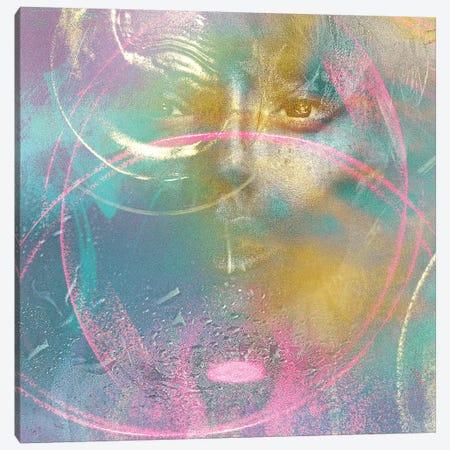 Sarai Canvas Print #LFR80} by Linnea Frank Canvas Artwork