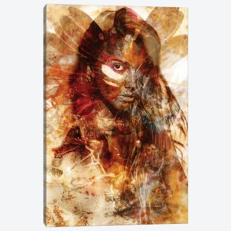 Stasia Canvas Print #LFR86} by Linnea Frank Art Print