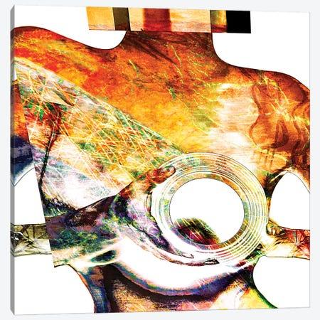 Wheel Of Fortune Canvas Print #LFR95} by Linnea Frank Canvas Wall Art