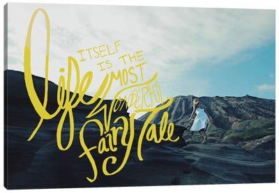 Fairy Tale Canvas Print #LFS10