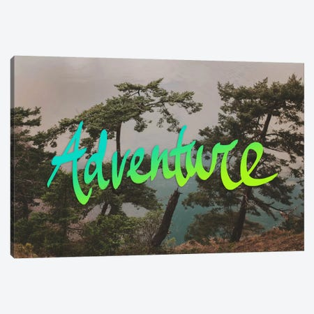 Adventure (Whidbey Island) Canvas Print #LFS23} by Leah Flores Canvas Art Print