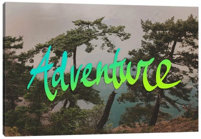 Adventure (Whidbey Island) Canvas Art Print