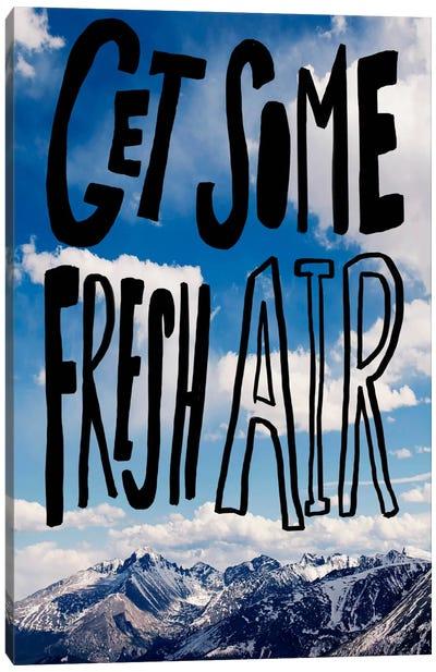 Fresh Air II Canvas Art Print