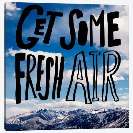 Fresh Air Canvas Print #LFS30a} by Leah Flores Canvas Art