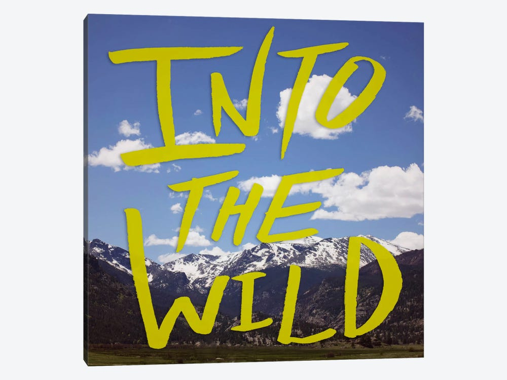 Into the Wild (Colorado) by Leah Flores 1-piece Canvas Art