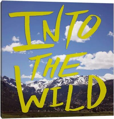 Into the Wild (Colorado) Canvas Art Print