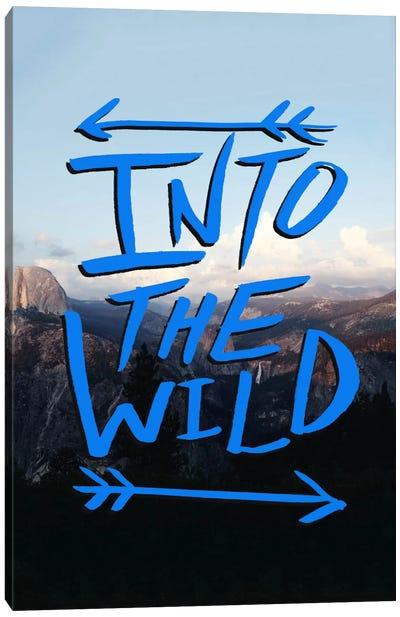 Into the Wild (Yosemite) Canvas Art Print
