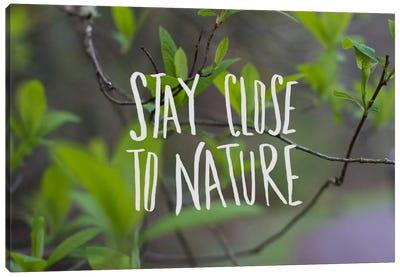 Nature Canvas Print #LFS46