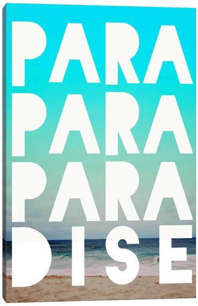 PARADISE Canvas Print #LFS50