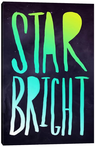 Star Bright Canvas Art Print