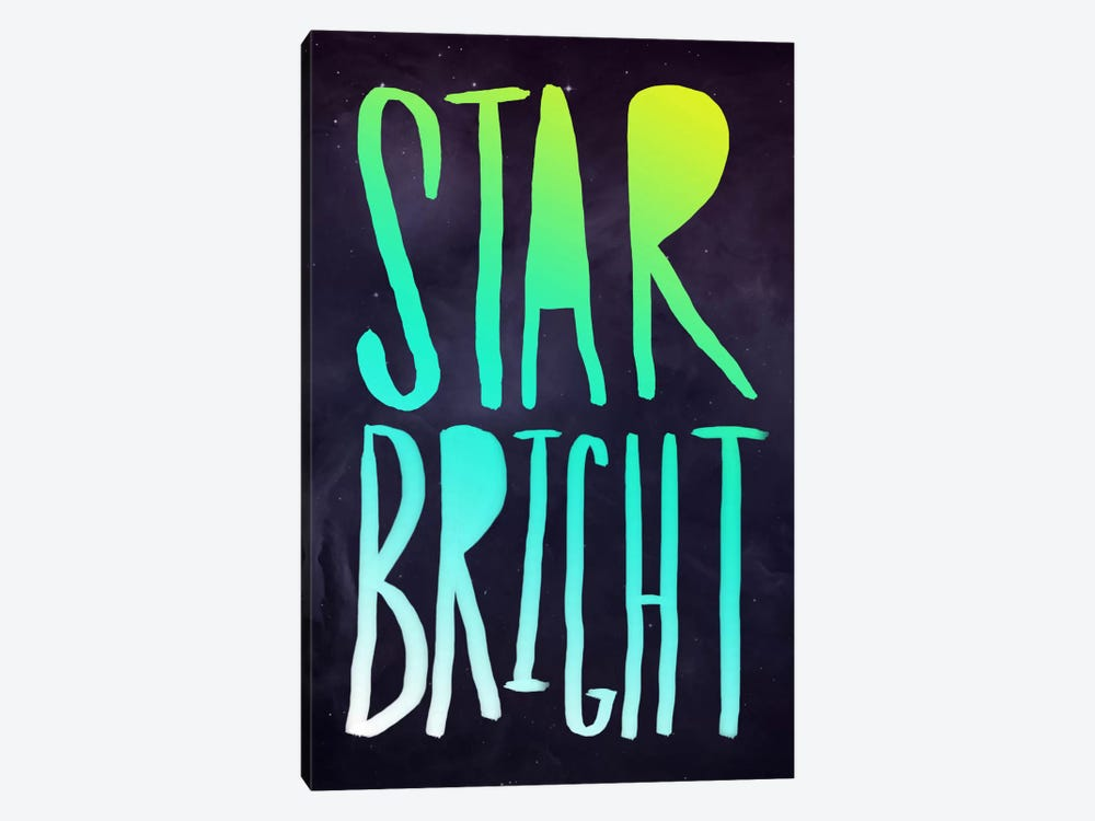 Star Bright by Leah Flores 1-piece Canvas Art