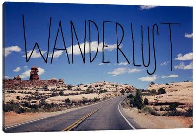 Wanderlust Road Canvas Print #LFS57