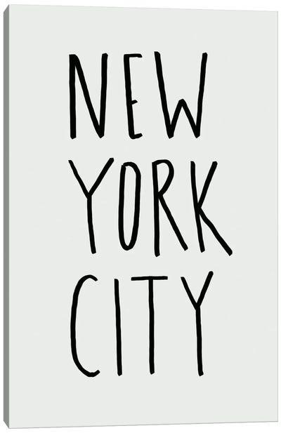 NYC 11 Canvas Art Print