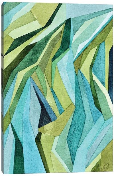 Subalpine No. 4 Canvas Art Print