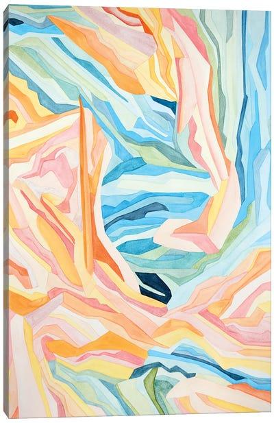 Aridland No. 4 Canvas Art Print