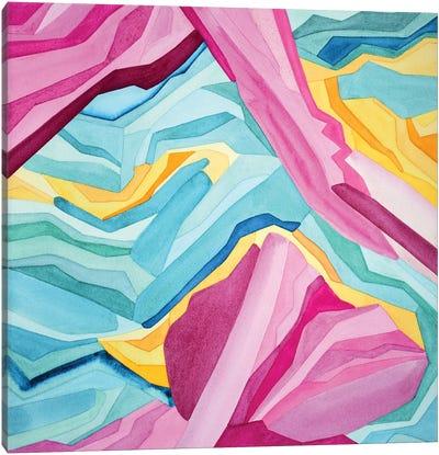 Lushland No. 4 Canvas Art Print