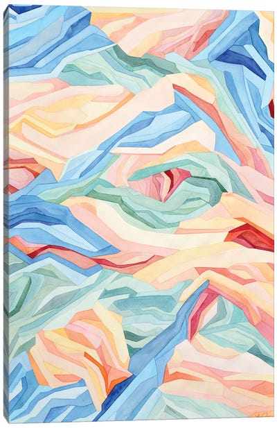 Kindred Canvas Art Print