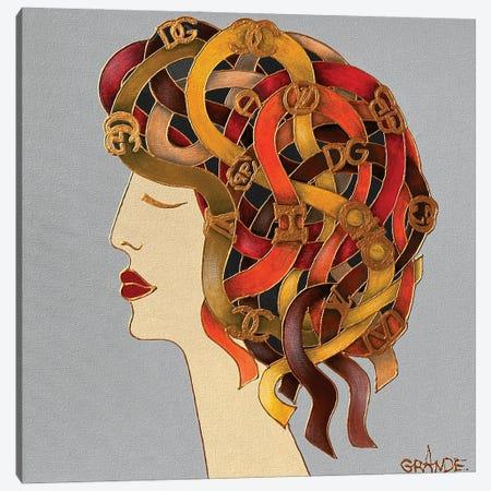 Queen Of Belts Canvas Print #LGA143} by Alla GrAnde Canvas Art